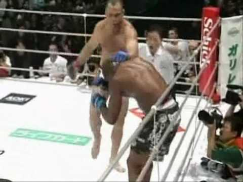 Wanderlei Silva - Aggression Part 2
