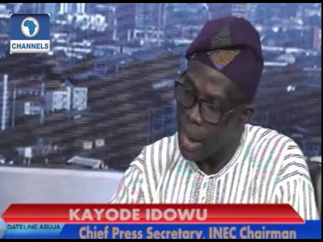 Dateline Abuja: INEC And Polling Units Controversy PT2