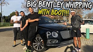 LA TIMES DAY 2: BENTLEY RIDING WITH BDOT!!! Ft TALLGUYCARREVIEWS