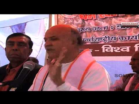 Ram temple must to rule in India: Praveen Togadia