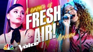 Download lagu Raquel Trinidad's Delivers Insane Runs on Stevie Wonder's