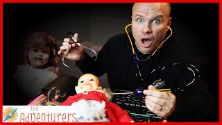 The DollMaker Dolls - What's Inside? (TOP SECRET) / That YouTub3 Family I The Adventurers