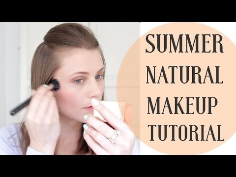 Summer Natural Makeup Tutorial | Social Beautify video