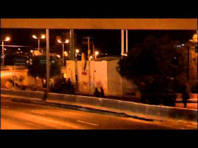 Balacera y narcobloqueos en Guadalupe Zacatecas
