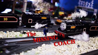 Thomas and friends THE MISSING COACH RWS Trackmaster Adaptation