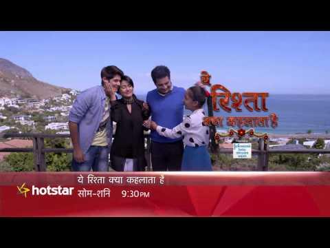 Yeh Rishta Kya Kehlata Hai : Will Akshara And Naitik Follow Naksh To India? video