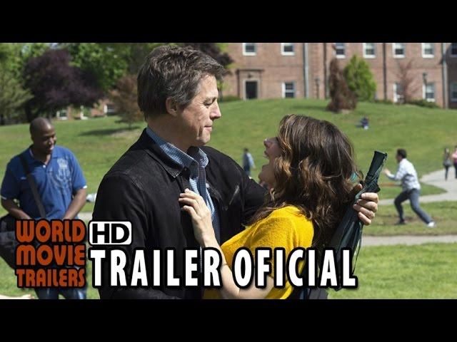 Virando a Página Trailer Oficial (2015) - Hugh Grant, Marisa Tomei HD