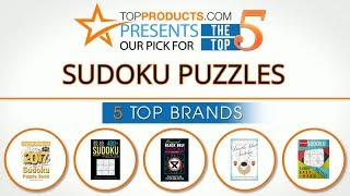 Best Sudoku Puzzle Reviews 2017 – How to Choose the Best Sudoku Puzzle