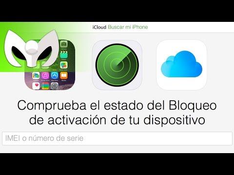 Verifica si tu iPhone tiene el bloqueo de iCloud (Apple Activation Lock)