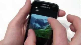 Samsung Galaxy Ace Plus, prise en main au MWC 2012 (FR)