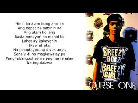 Panghabangbuhay  Curse One W  Lyrics - Wona Morales video