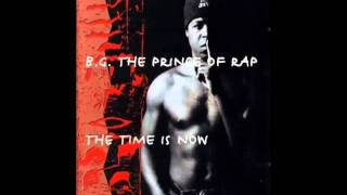 B.G., the Prince of Rap - Can't Love You