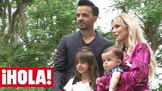 Download Lagu LUIS FONSI y ÁGUEDA LÓPEZ revelan cómo viven sus hijos el éxito del cantante Gratis STAFABAND