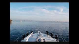 Cruising Key Biscayne, Florida