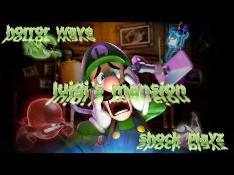 LUIGI'S MANSION Stream Walkthrough (Gamecube) | Spooky Search For Mario