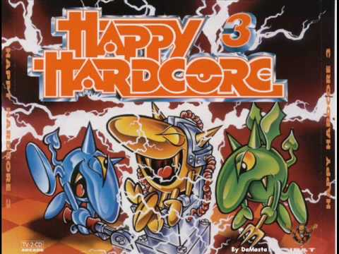 Happy Hardcore 3 Wicked Dimension - Everytime I Think Of You