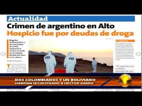 Tamarugal Noticias - Homicidio en Alto Hospicio Part.2