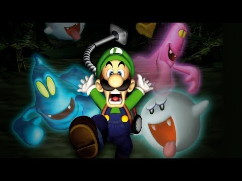Luigi's Mansion (GameCube) Review