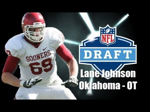 Lane Johnson - 2013 NFL Draft Profile