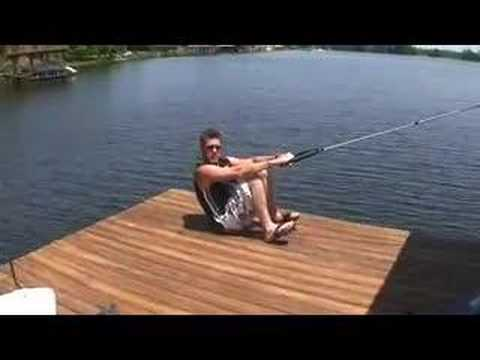 How to Water Ski, Water Skiing Instructions, Water Ski School, Water Skiing Camp Video