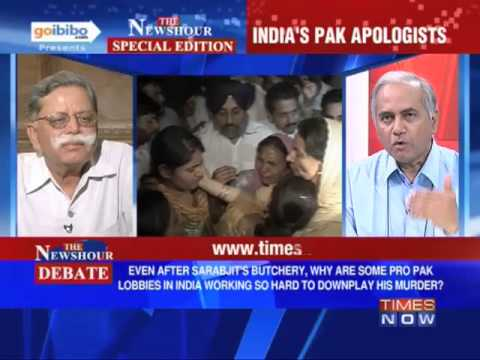 The Newshour Debate: Are Pakistan apologists sacrificing India's interest? (Part 2 of 2)