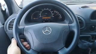 Mercedes Sprinter 213 CDI 2003 (Sensacyjne odkrycie)