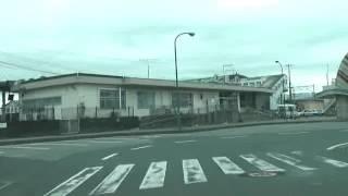 警戒区域直前の浪江町・小高区の風景