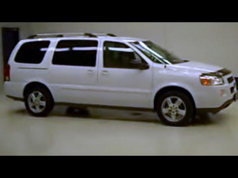 repair uplander manual 2006