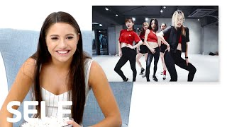 Mackenzie Ziegler Reviews the Internet's Biggest Viral Dance Videos | SELF