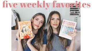 Five Weekly Favorites | Week 61