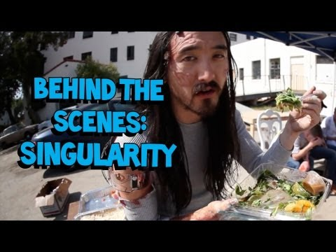 Behind the Scenes: Singularity (ft. My Name Is Kay) - Steve Aoki & Angger Dimas