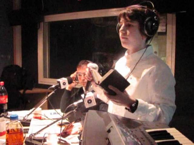 אבישי רוזן ברדיו קול חי אצל יוסי אייזנטל