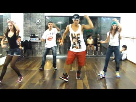 Missy elliott  Let It Bump  Choreography By cleiton Oliveira