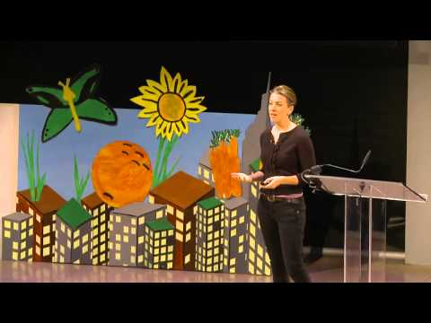 Marketing Food to Children: Anna Lappe at TEDxManhattan 2013