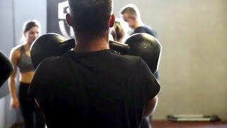 StrongFirst- Grad Workout - 01.06.14 - Zielona Góra