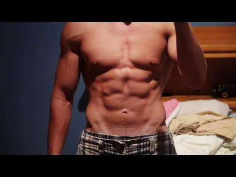 How to Get Six Pack Abs With Bodyweight Exercises! Only 3 Exercises!