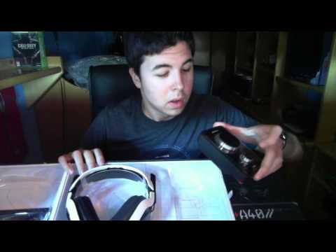 UNBOXING - Nuevo Headset: Paquete de Astro