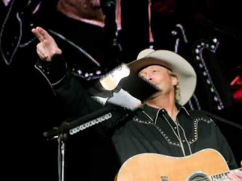 Alan Jackson - Three Minute Positive Not Too Country Up-tempo Love Song