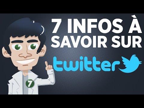 7 infos à savoir sur Twitter