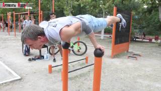 Street WorkOut Kerch 2015