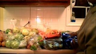 Day 8. My Juicing for Weight loss Journey