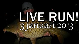 LIVE DELKIM RUN!! 3 JANUARI 2013 WINTERKARPER!!