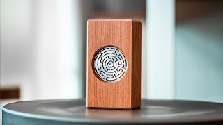 Solving The MESMERIZING MAZE Puzzle!!