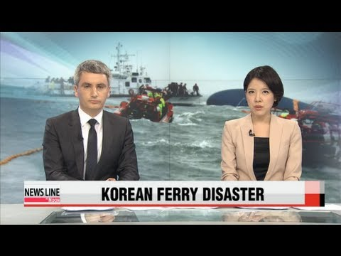 (Live) KOREAN FERRY DISASTER - Arirang Special NEWS
