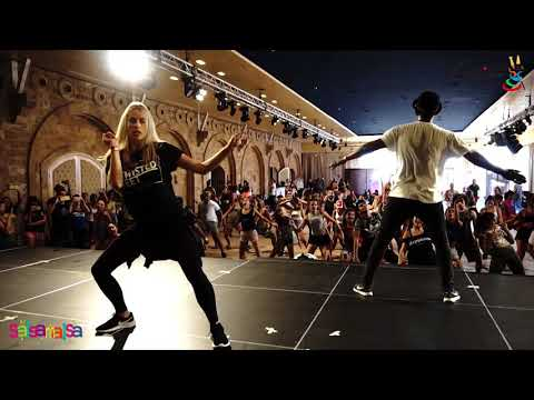 Zerjon & Nina Workshop - Lebanon Latin Festival 2017