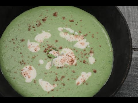 Cream of Brocolli Soup | Sanjeev Kapoor Khazana