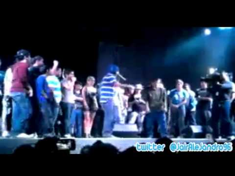 Adan Zapata vs finisho PGB la fe music hall HD