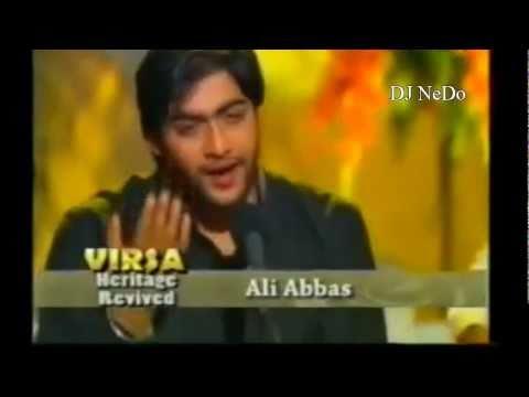 mahiya tere vekhan nu by Ali Abbas in DJ NeDo style