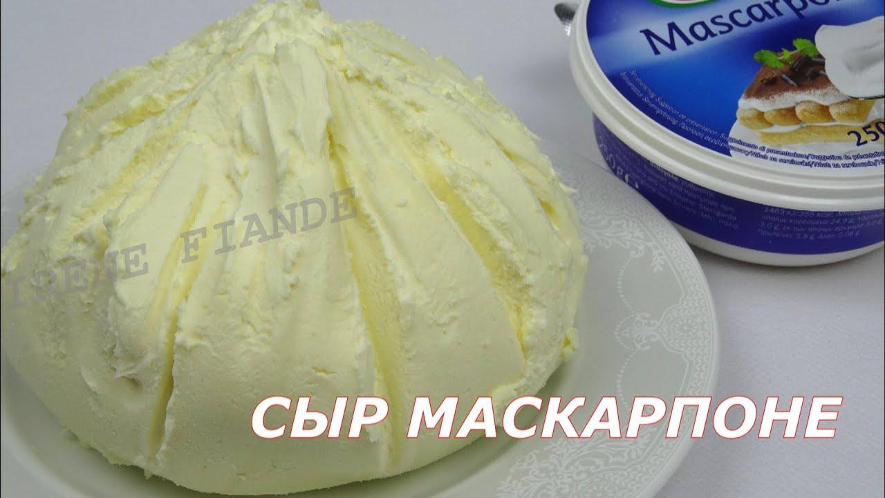 Как сделать крем с каймаком