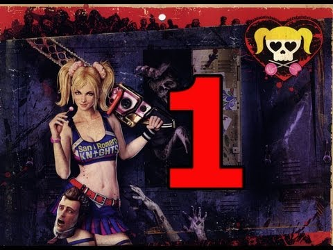 LOLLIPOP CHAINSAW  En español Parte 1